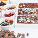 Kreatywne dekorowanie czekolady - Muzeum Czekolady Warsztatownia