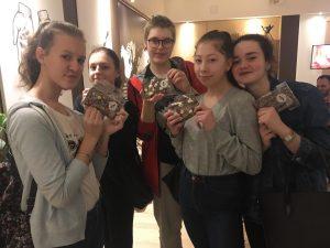 Wyjazdowe warsztaty czekoladowe