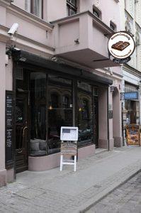 Muzeum Czekolady Toruń - ul. Łazienna 30