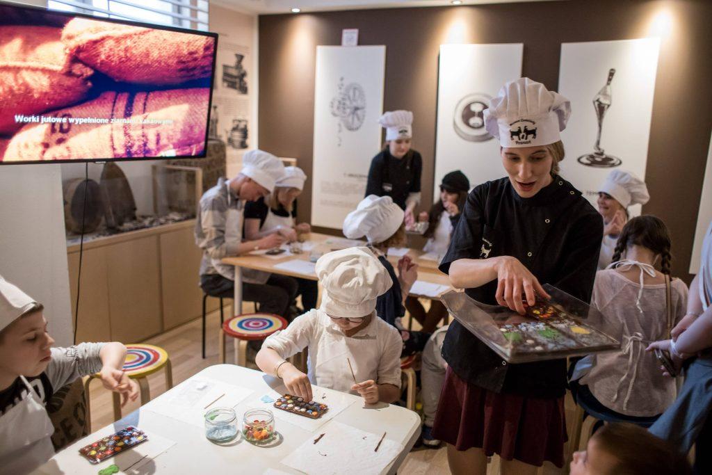 Poznań za pół ceny - warsztaty czekoladowe w Muzeum Czekolady Poznań